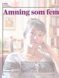 Hon är författaren och feministen som ser amning ... - Cecilia Burman - Page 2