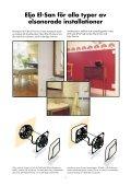 Eljo Elsan, för elsanerade installationer - Schneider Electric - Page 3