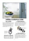 Eljo Elsan, för elsanerade installationer - Schneider Electric - Page 4
