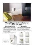 Eljo Elsan, för elsanerade installationer - Schneider Electric - Page 5