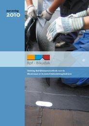 Jaarverslag 2010 - BikudakPensioen