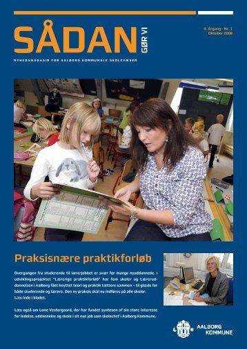 GØR VI Praksisnære praktikforløb - Aalborg Kommunale Skolevæsen