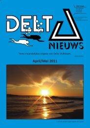 April/Mei 2011 - Delta Duikteam