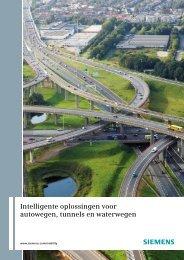 Intelligente oplossingen voor autowegen, tunnels en waterwegen