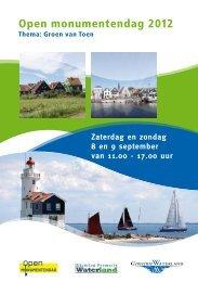 Open monumentendag 2012 - Schouten Enterprises