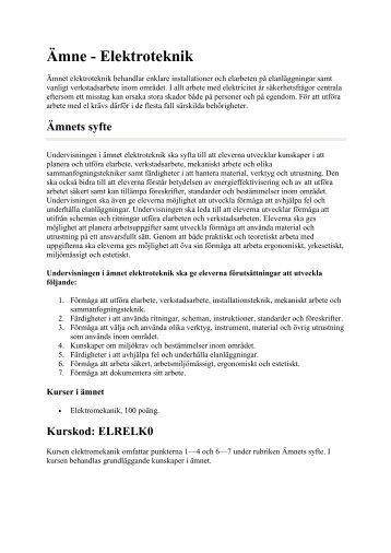 Ämne Elektromekanik.pdf