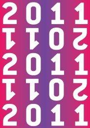 Jaarverslag 2011 - Museum voor Moderne Kunst Arnhem