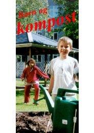 Børn og kompost - Rent Skrald