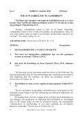 SABBAT BIJBEL LESSEN - Seventh Day Adventist Reform Movement - Page 5