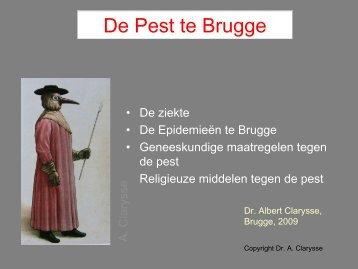 De Pest te Brugge - Montanus