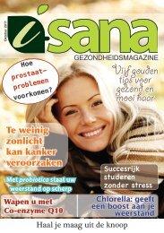 Vijf gouden tips voor gezond en mooi haar - i-Sana