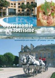 Gastronomie en Toerisme juni 2009.pdf - zeeuwsekreeft.nl