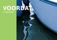 Checklist voorbereiding en voor bewerking. - 4Uboot.nl