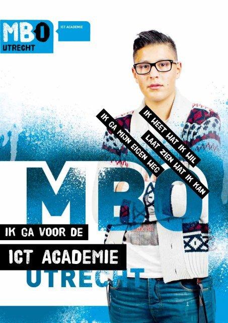 Meer informatie over de MBO Utrecht ICT Academie