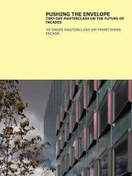 PUSHING THE ENVELOPE - Dansk Arkitektur Center