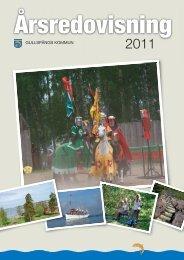 Gullspång årsredovisning 2011 - Gullspångs kommun