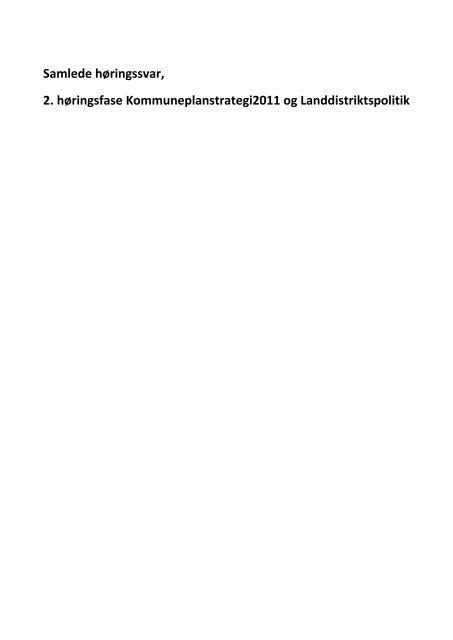 Samlede høringssvar kommuneplanstrategi og landistriktspoltik.pdf