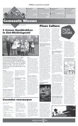 Gemeente Nieuws - Gemeente Sint-Michielsgestel