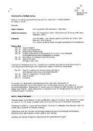 Referat af Generalforsamling 26.03.2012 - Boligkontoret Danmark