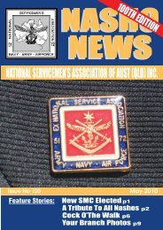 Issue 100 - Nasho Front Page