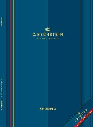 PROFESSIONNEL - Pianos Bechstein - FNX Pianos