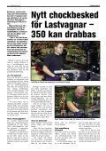 Nummer 02 - Februari 2009 - Volvo Verkstadsklubb Göteborg - Page 3
