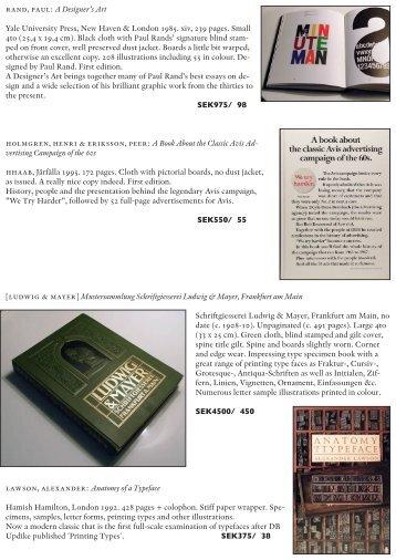 rand, paul: A Designer's Art Yale University Press ... - Antikvariat Morris