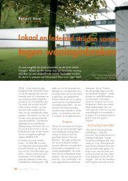project View - Federale politie