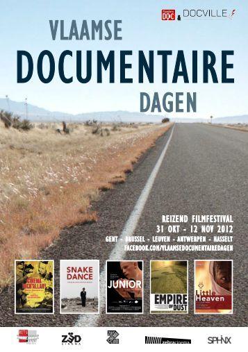 brochure VDD 2012 - Sphinx Cinema