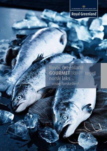 Royal Greenland GOURMETTRIM® røget norsk laks...