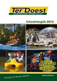 Schoolreisgids 2012 - Ter Doest