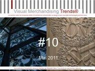 2011 / 05Visual Merchandising Trends> Voir le pdf - Ateliers ...