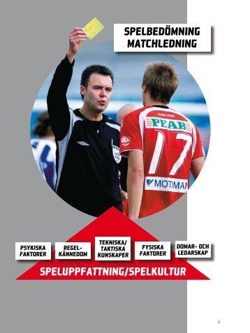 Läs mer ur boken - Svenska Fotbollförlaget