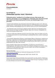 Ohälsotalet sjunker mest i Värmland