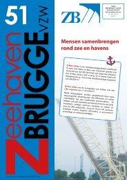 Nieuwsbrief 51 - Zeehaven Brugge vzw