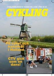 Läs Cykling nr:3-06 här (pdf-fil, 8Mbyte) - Cykelfrämjandet
