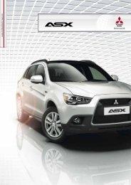 asx - Mitsubishi