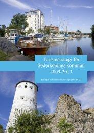 Strategi - turism.pdf - Söderköpings kommun