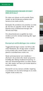 TRYGGHETSFÖRSÄKRING - Jetshop - Page 4