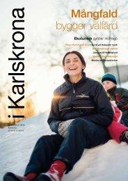 Mångfald bygger välfärd - Karlskrona kommun