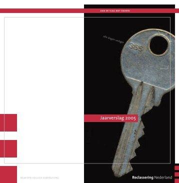Download pdf - Reclassering Nederland