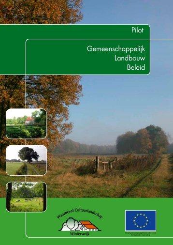 Brochure - Stichting WCL Winterswijk