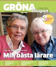 Grona Bilagan nr 1 2011 - Lärarförbundet