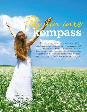 Följ din inre kompass - Free