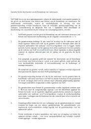 gedetailleerde garantievoorwaarden - Neff-international.com