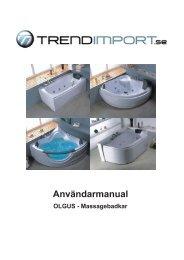 Monteringsanvisning/Manual - Bathlife