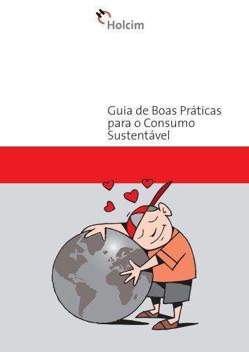 Guia de Boas Práticas para o Consumo Sustentável