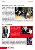 Poseta Intervju sa poznatima - ITHS - Srednja škola za informacione ... - Page 6