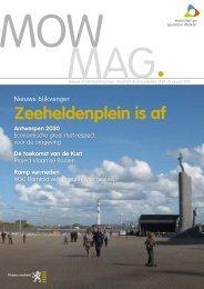 Zeeheldenplein is af - Portaalsite Departement MOW - Vlaanderen.be