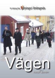Februari - Mars 2011 En tidning från - Strängnäsbygdens Pingstkyrka